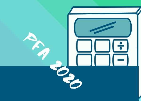 calculator venit PFA 2020