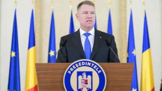 stare de urgență în țară decretată de președintele Iohannis