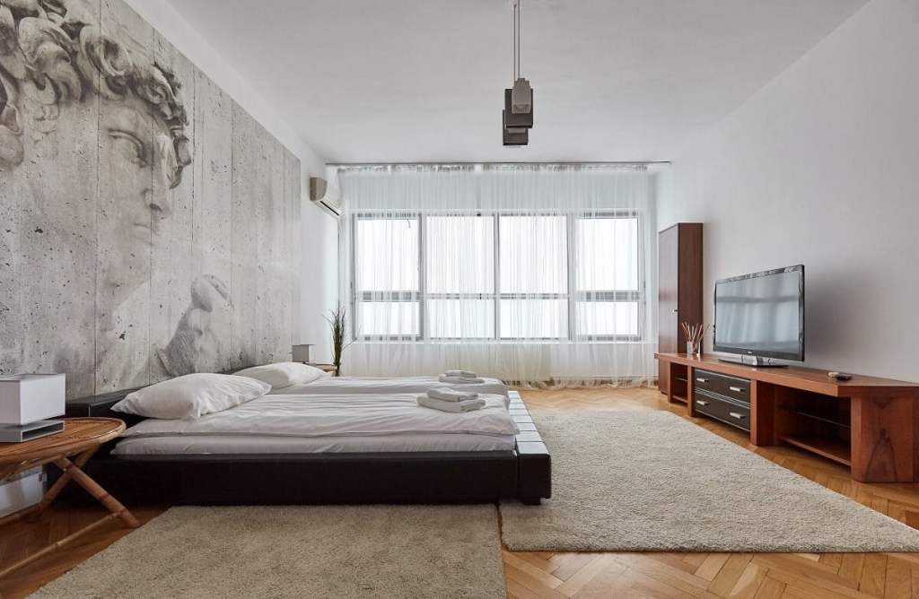 two bedroom apartment_Bucharest