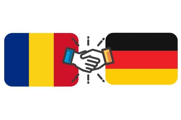 Tax convention between Romania and Germany