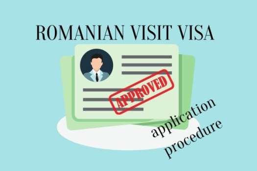Viza română în scop de vizită-fără procedura invitației