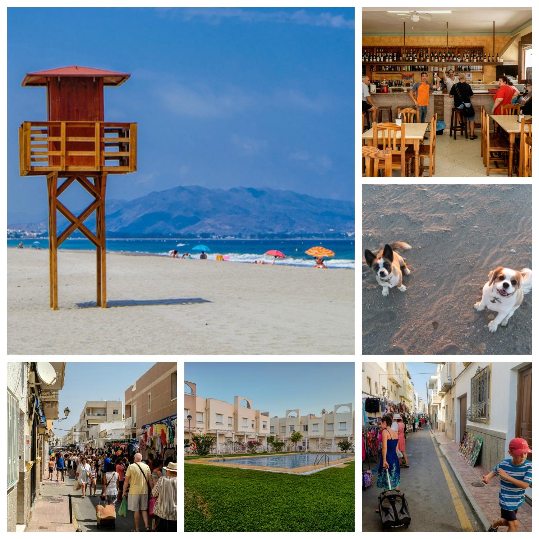 expat life- life in Garrucha Spain