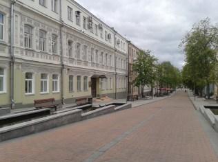 Bustling Daugavpils
