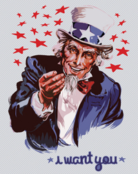Uncle Sam Taxman