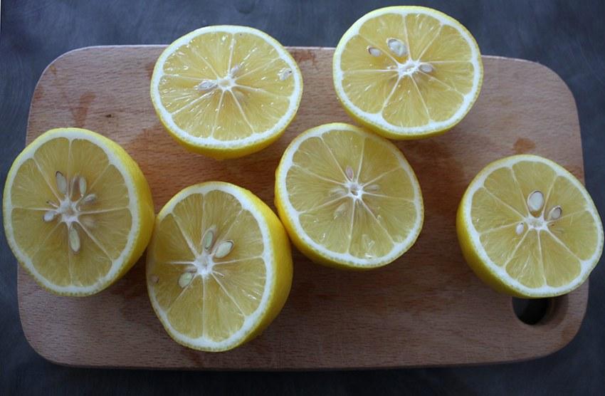 Croatia lemon rakija