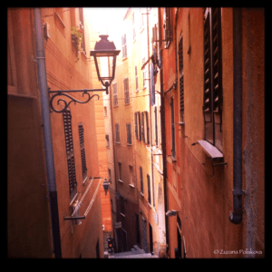 street view in Camogli