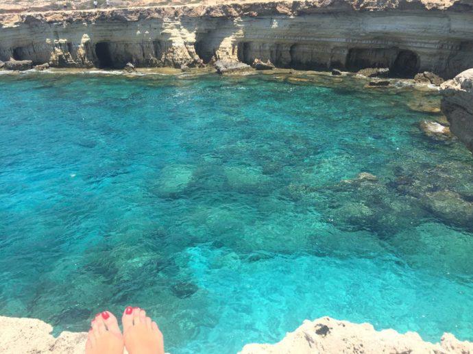 Sea Caves Aya Napa