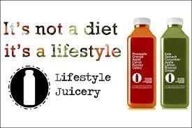 Lifestyle Juicery - juice challenge