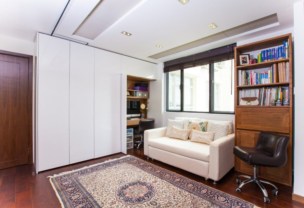 Hong Interior Design Kong Apartment Small