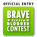 Brave Little Blogger Contest
