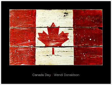 15 clues you're in Canada, Canada flag