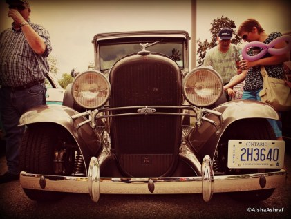 Auto Fest at the Ontario Shores Mindful Music Festival