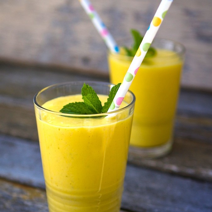 Beat the heat with Mango Lassi