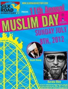 muslim day at Canada's Wonderland poster
