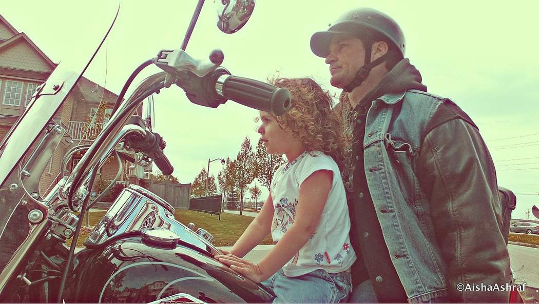 Easy Rider - our latest expat experience