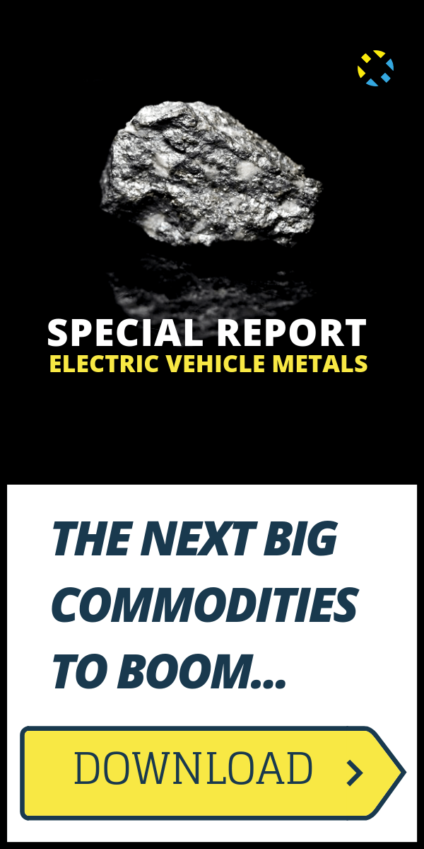 Special Report - Electric Vehicle Metals - Banner Ad