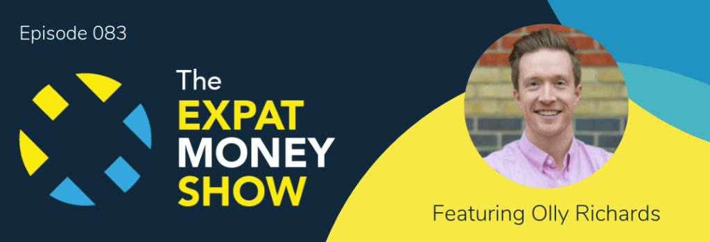 Olly Richards interviewed by Mikkel Thorup on The Expat Money Show