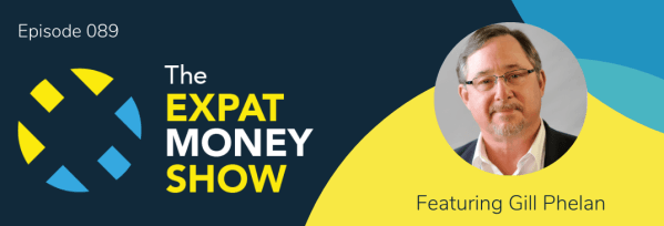 Gill Phelan interviewed by Mikkel Thorup on The Expat Money Show