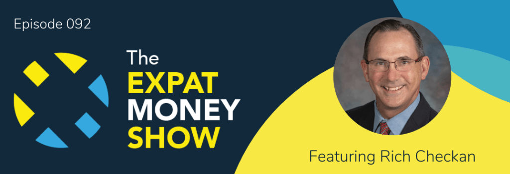 Rich Checkan interview on The Expat Money Show by Mikkel Thorup