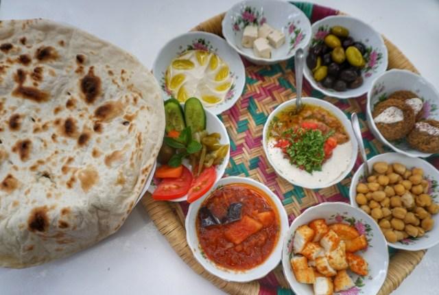 emirati breakfast dubai
