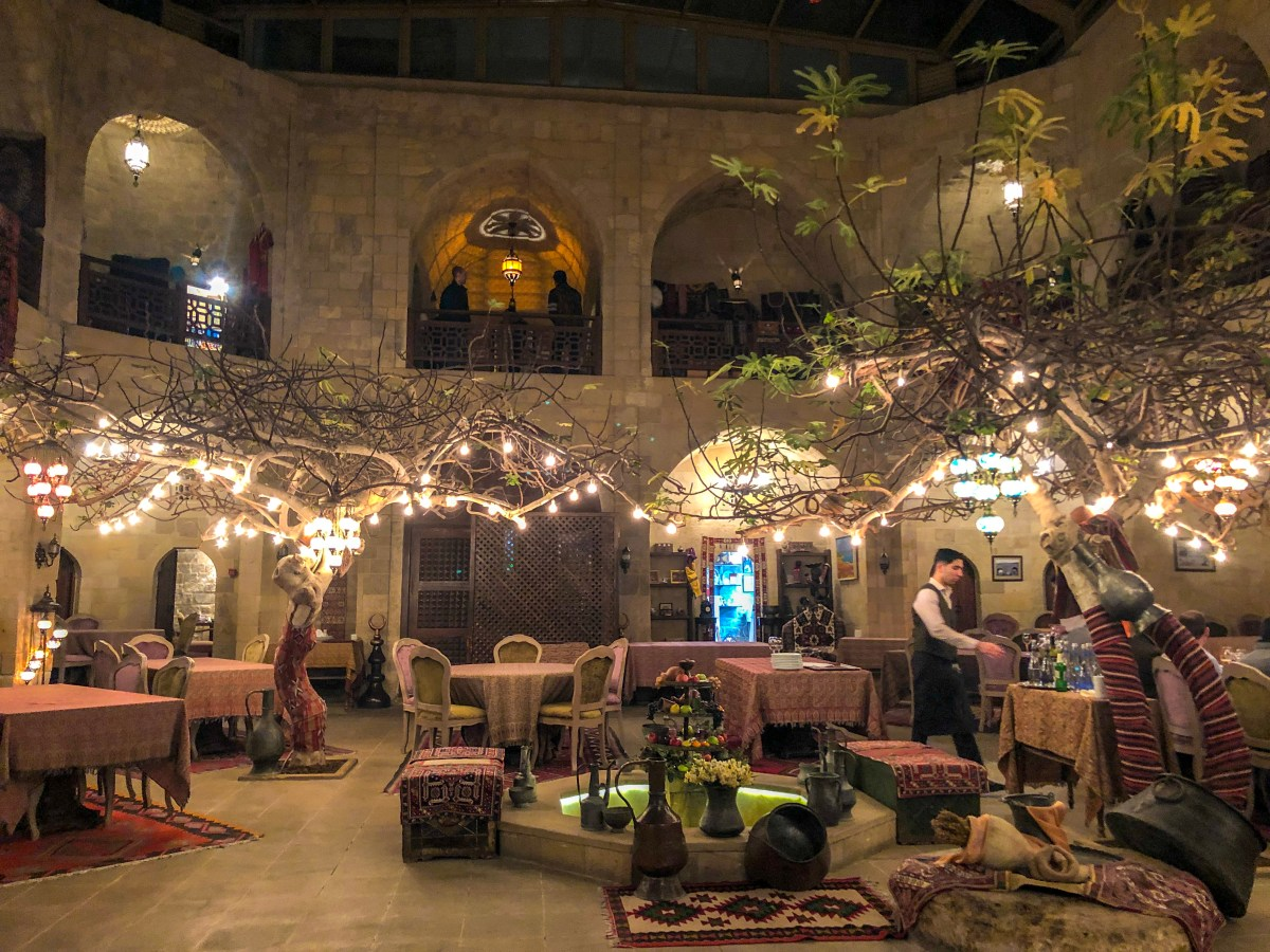 where to eat in baku