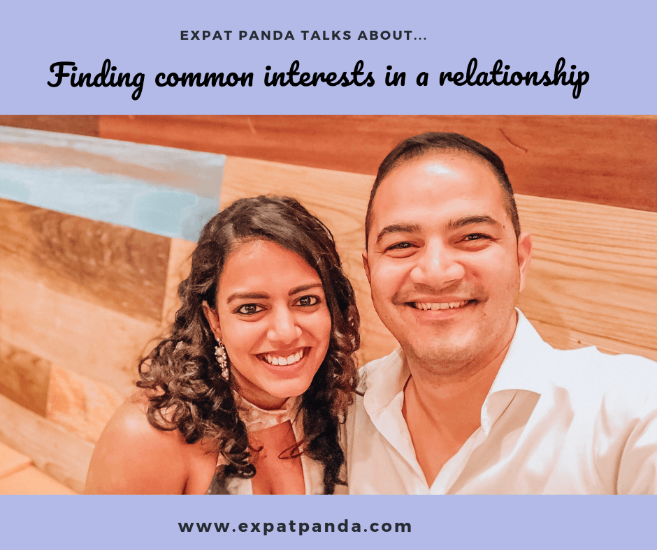 Finding shared interests: the struggle of modern relationships