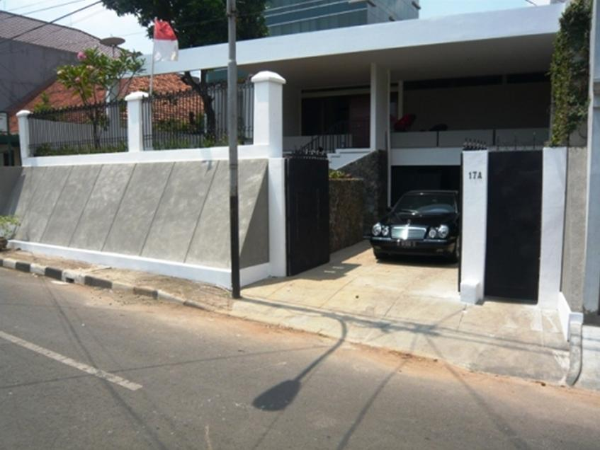 A Nice Amp Cozy House For Rent In Sawo Menteng Central