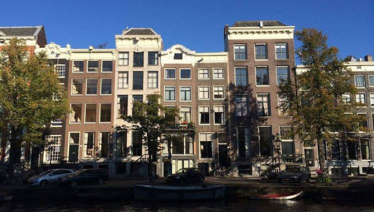 ExpatPurchase Amsterdam canal view apartment
