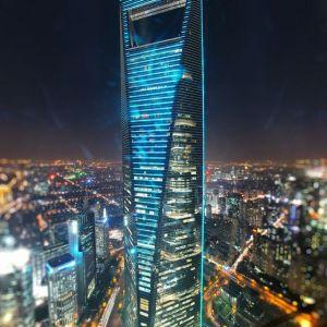 Shanghai World Financial Center Ticket 1