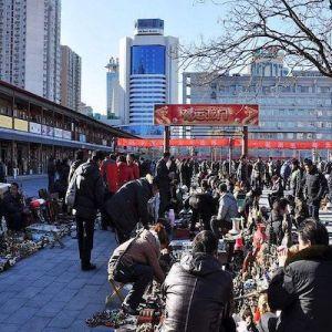 English Speaking Driver Transfer for Beijing City Shopping 2