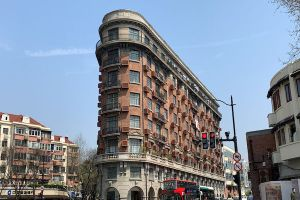 Read Old Shanghai with a high tea at Wukang road and take Huangpu River Cruise to see the mordern city 3