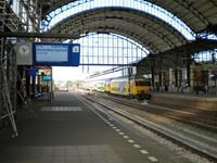 See the Netherlands by Train (Photo: Nick Ferrara)
