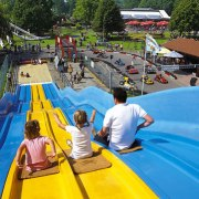 Linnaeushof, Europe's biggest playground, is open