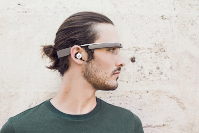 Google Glass for sale to anybody in the US. Or not? (Photo: TechCrunch)
