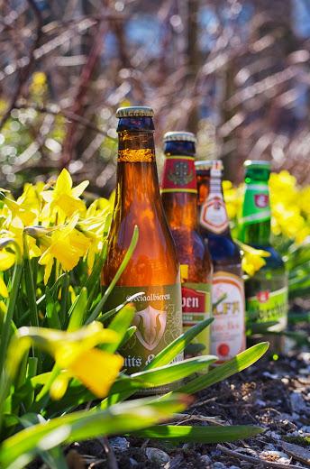 Win lente bier