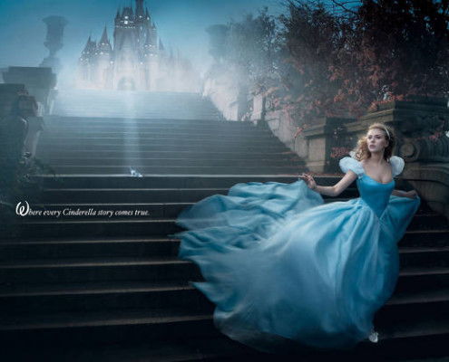 (Annie Leibovitz for Disney. Photo: Disney. Published in Fast Company)