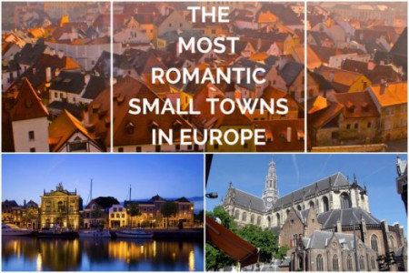HAARLEM nr 8 of the most romantic small towns in Europe