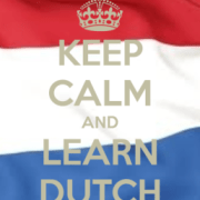 How about learning Dutch? Things I hated and loved