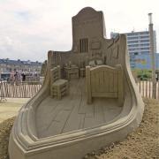 Sand Sculptures Zandvoort