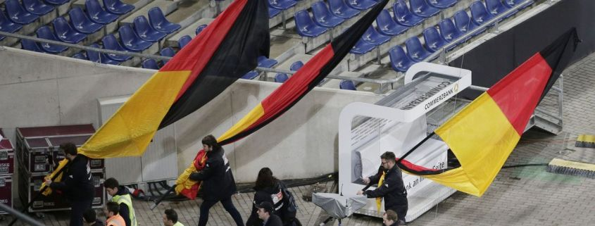 Germany Holland match )photo: Michael Sohn_AP)