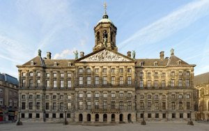 The Royal Palace on Dam Square