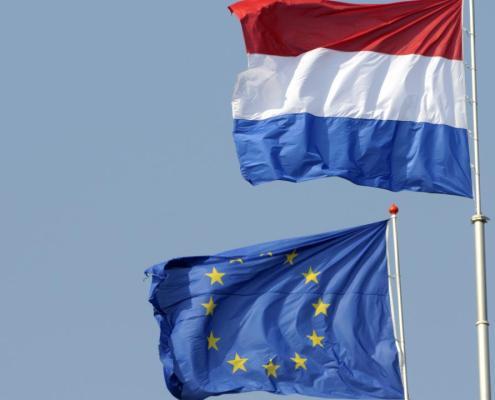 Dutch grocery bills