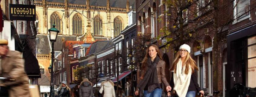 Christmas Shopping in Haarlem