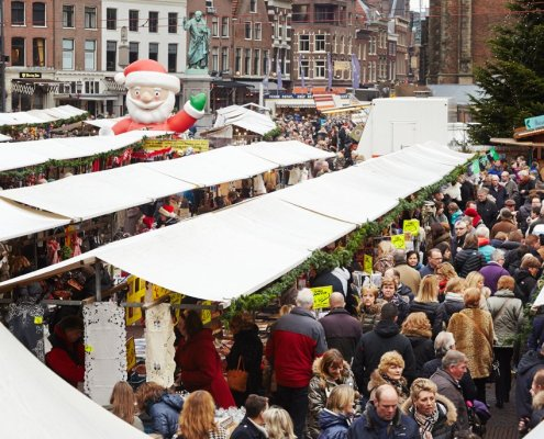 Kerstmarkt Haarlem (Photo: Haarlem Marketing)