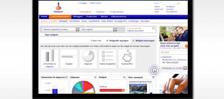 Rabobank Internet Banking