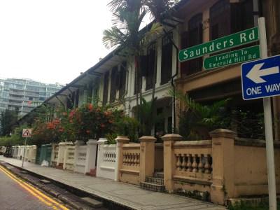 Saunders Road