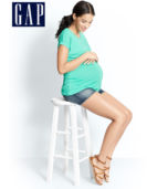 Gap maternity fashion