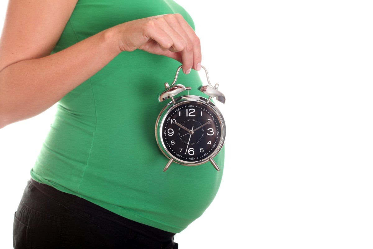 """Does Giving Birth """"Reset"""" a Woman's Fertility?"""