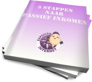 passief inkomen in 5 stappen