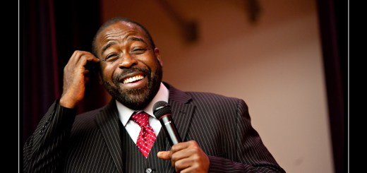 Les Brown inspiratie